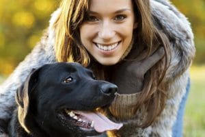 Dog Training for Women at Dairydell 2
