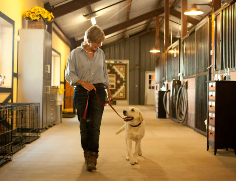 Dog Boarding and Training Expert, Camilla Gray-Nelson