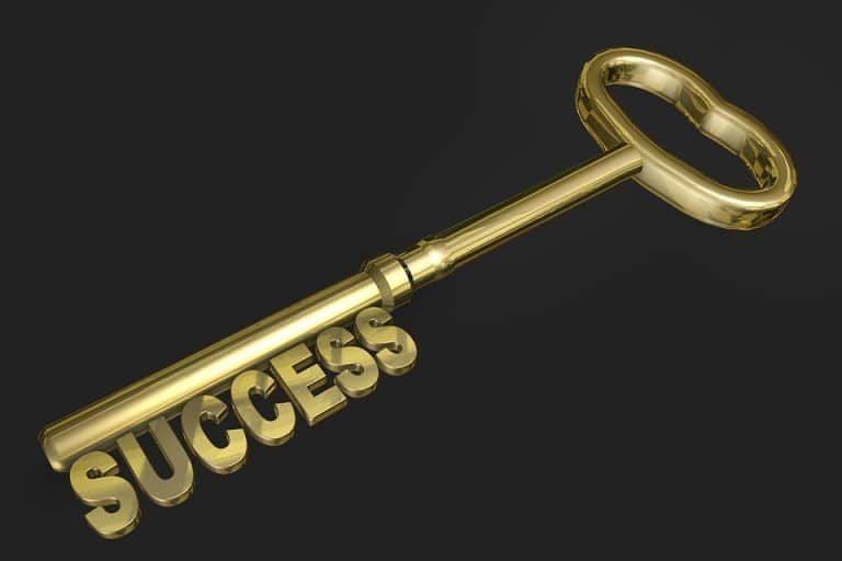 Photo of Key to Success